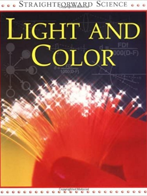 Straightforward Science: Light and Colour Cover