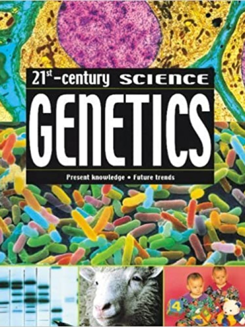 21st Century Science: Genetics Cover