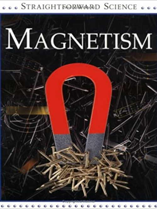 Straightforward Science: Magnetism Cover