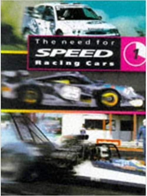The Need For Speed: Racing Cars Cover