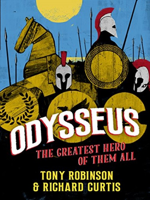 Odysseus: The Greatest Hero of Them All Cover