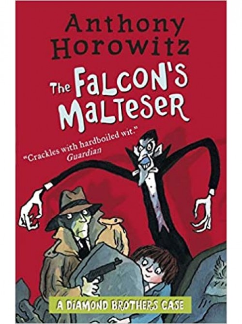 The Falcon's Malteser Cover