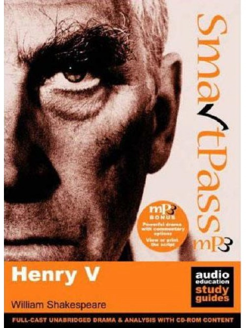 Henry V - Smartpass Study Guide Cover