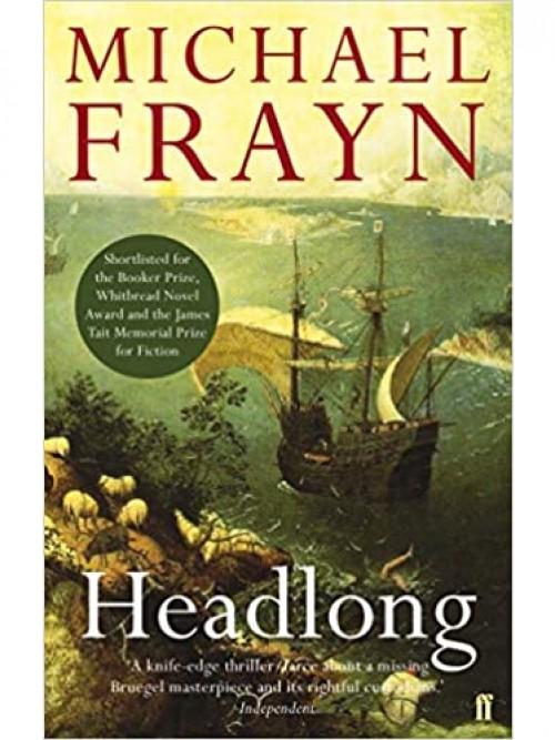 Headlong Cover