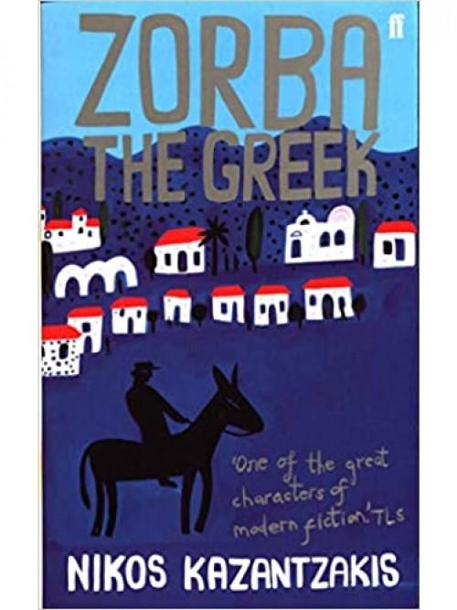 Zorba the Greek Cover