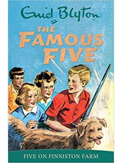 Five On Finniston Farm Cover