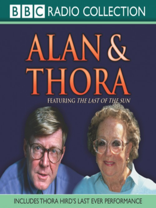 Alan and Thora Cover