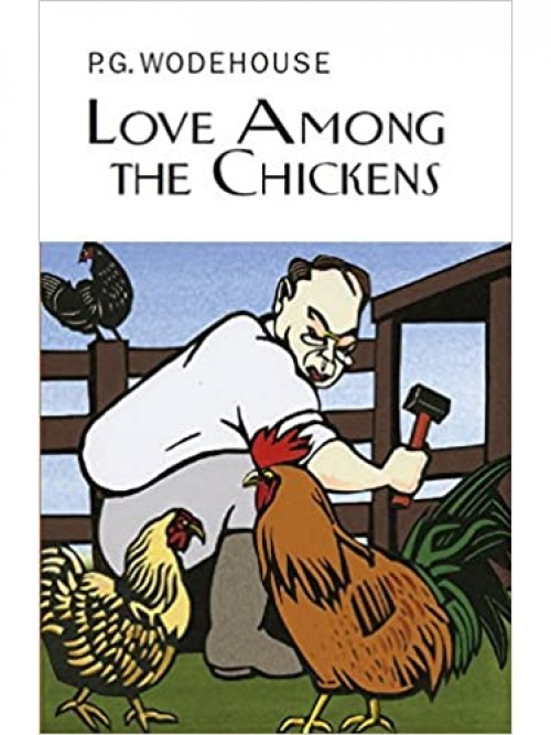 Love Among the Chickens Cover