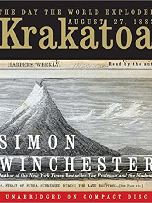 Krakatoa: The Day the World Exploded Cover