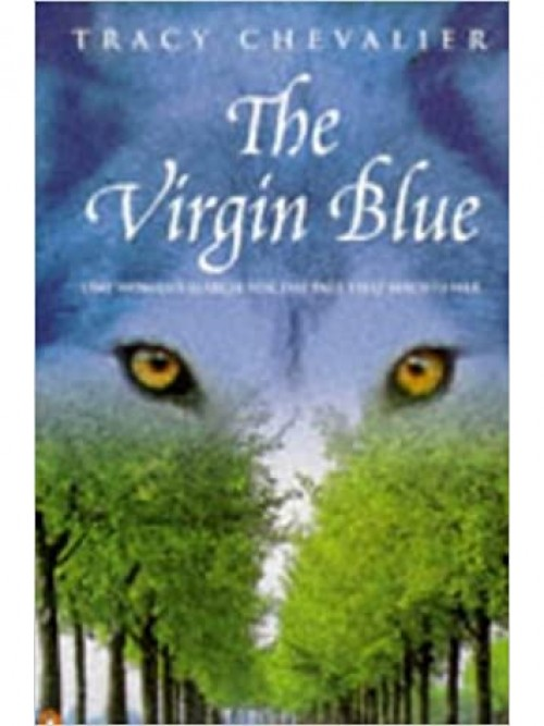 The Virgin Blue Cover
