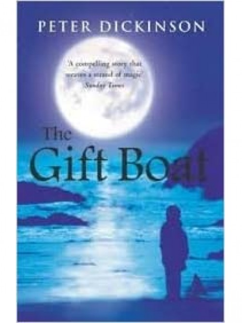The Gift Boat Cover