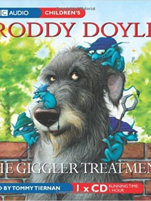 The Giggler Treatment Cover