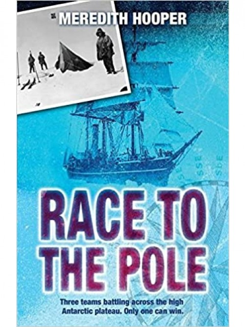 Race To the Pole Cover