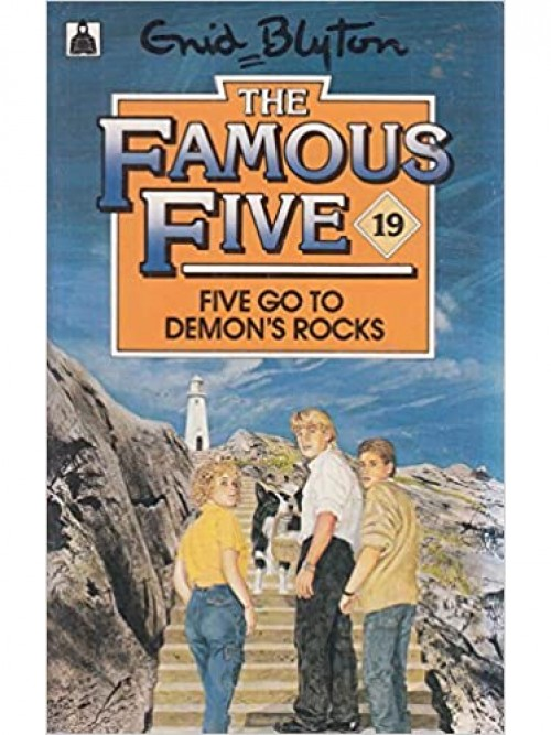 Five Go To Demon's Rock Cover
