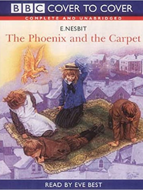 Psammead Series Book 2: The Phoenix and the Carpet Cover
