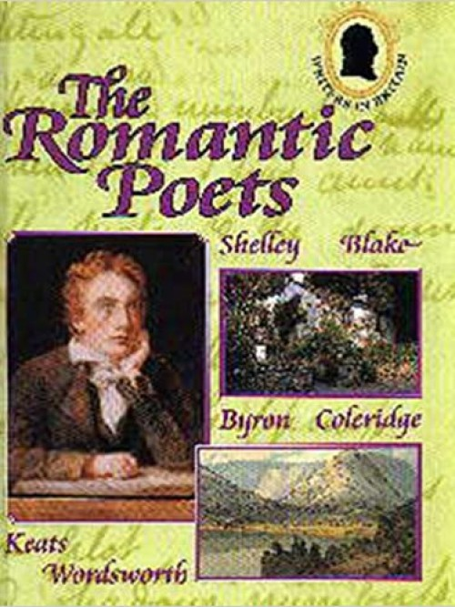 Writers In Britain: The Romantic Poets Cover