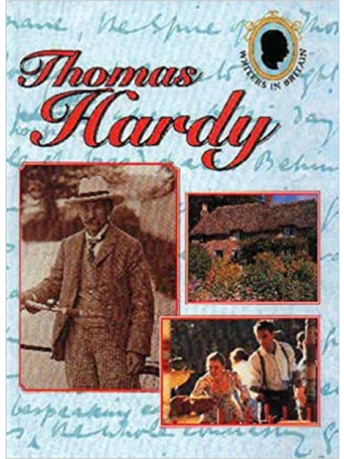 Writers In Britain: Thomas Hardy Cover