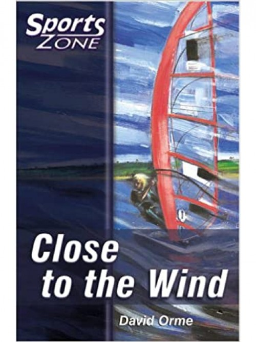 Sports Zone: Close To the Wind Cover