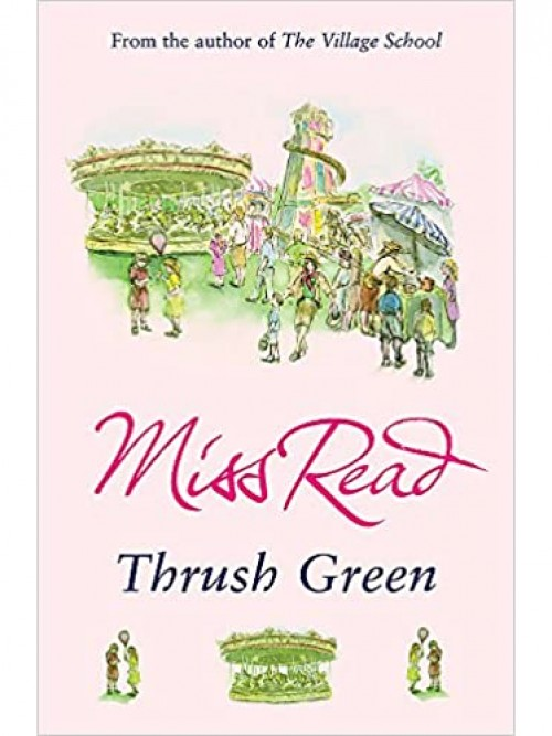 Thrush Green Cover