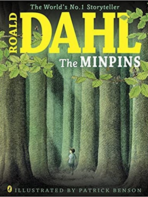 The Minpins Cover