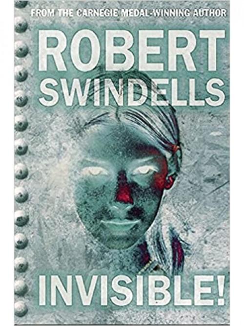 Invisible! Cover
