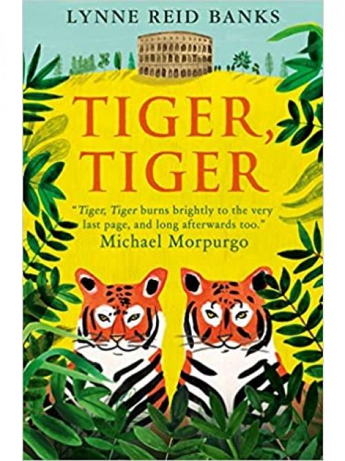 Tiger, Tiger Cover