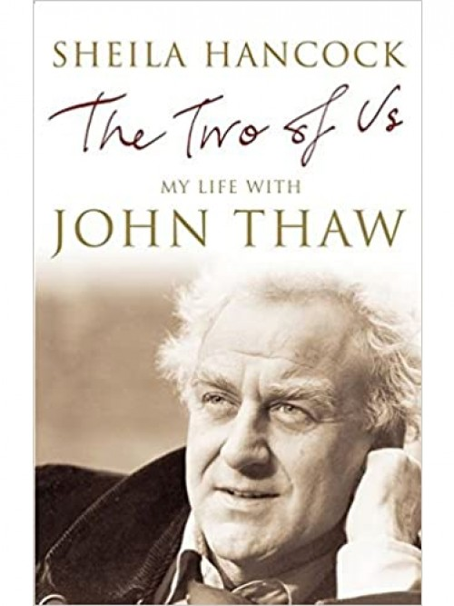 The Two of Us: My Life With John Thaw Cover