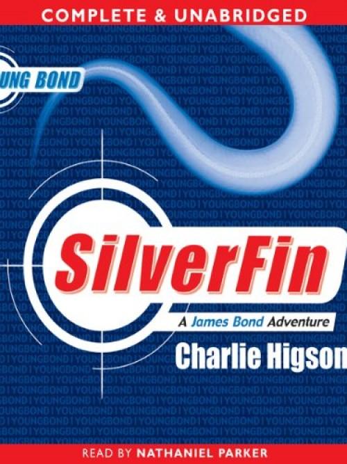 Silverfin Cover