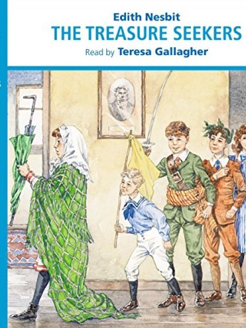 Bastable Series Book 1: The Treasure Seekers Cover