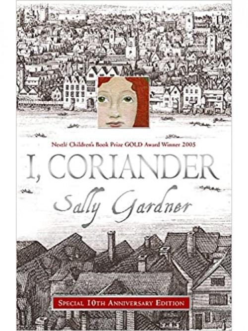 I, Coriander Cover
