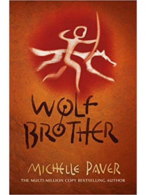 Chronicles of Ancient Darkness Series Book 1: Wolf Brother Cover