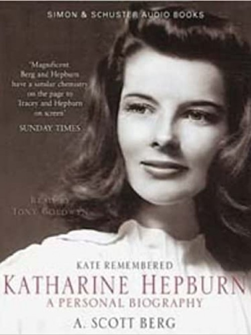 Kate Remembered: Katharine Hepburn, A Personal Biography Cover