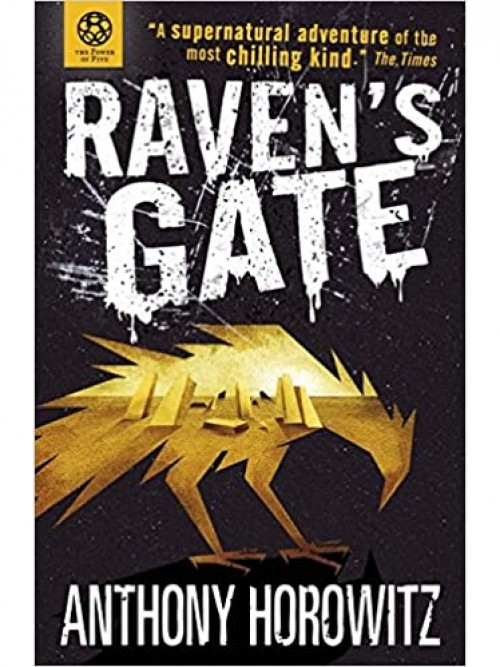 Raven's Gate Cover