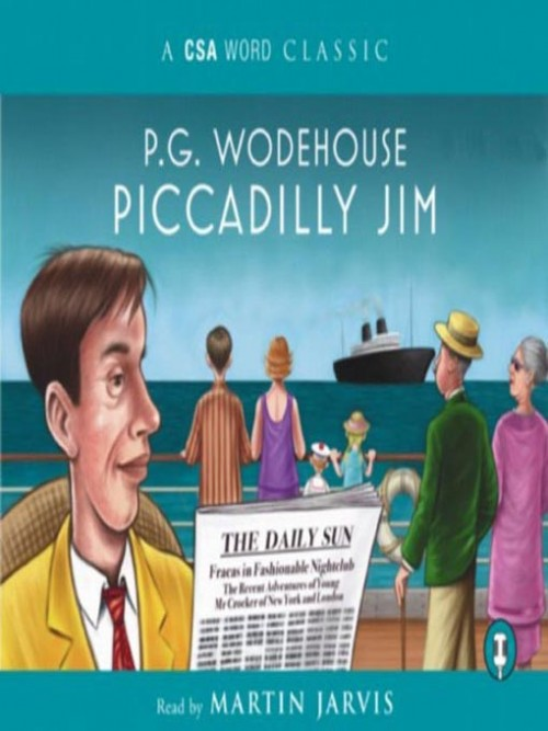 Piccadilly Jim Cover