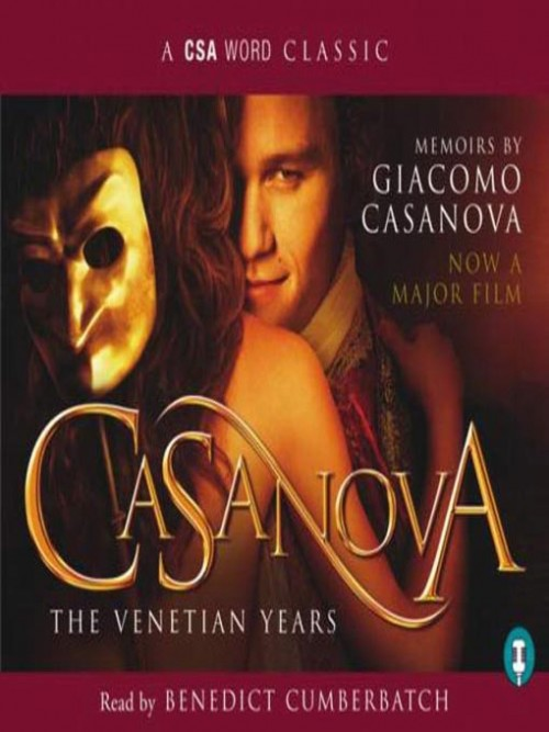 Casanova: The Venetian Years Cover