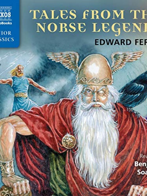 Tales From the Norse Legends Cover