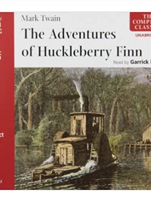 The Adventures of Huckleberry Finn Cover