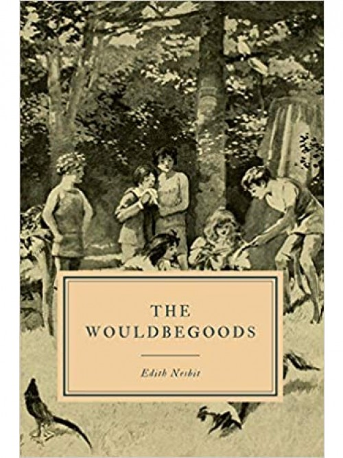 Bastable Series Book 2: The Wouldbegoods Cover