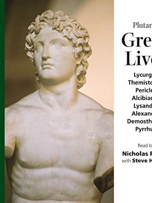 Greek Lives Cover