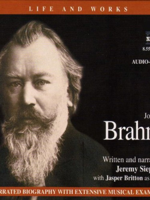 Life and Works: Brahms Cover