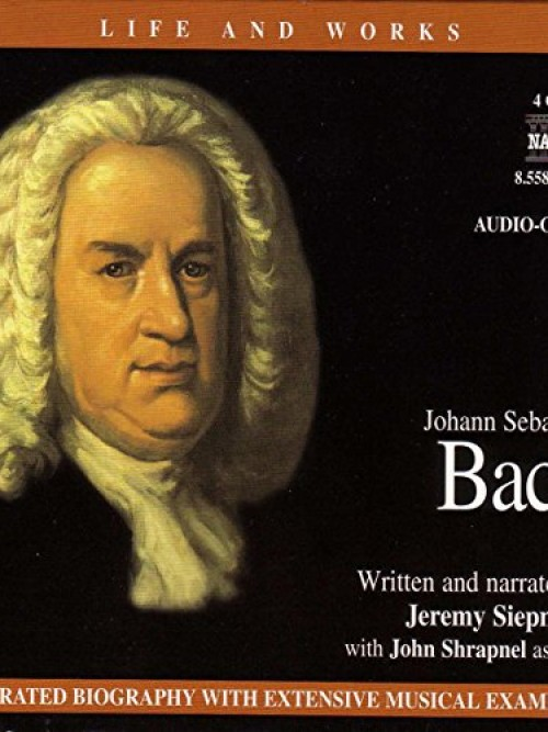 Life and Works: Bach Cover