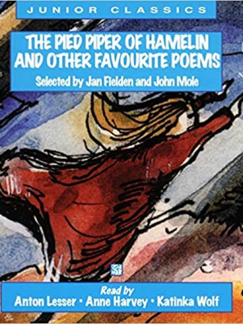 The Pied Piper of Hamelin and Other Favourite Poems Cover