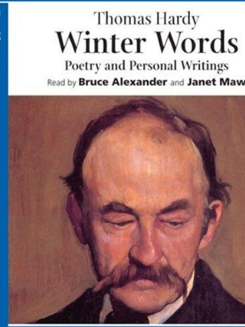 Winter Words: Poetry and Personal Writings Cover