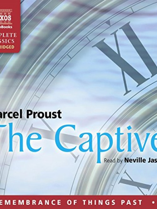 The Captive Cover
