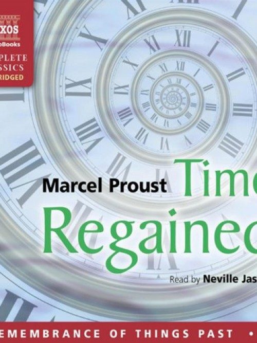 Time Regained Cover