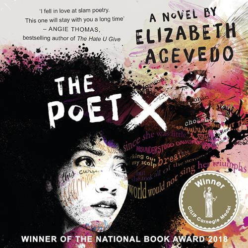 Audiobook Cover for The Poet X