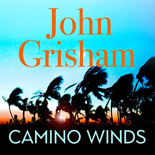 Camino Winds Audiobook Cover