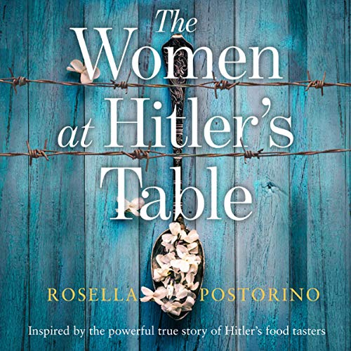 The audiobook cover of The Women at Hitler's Table