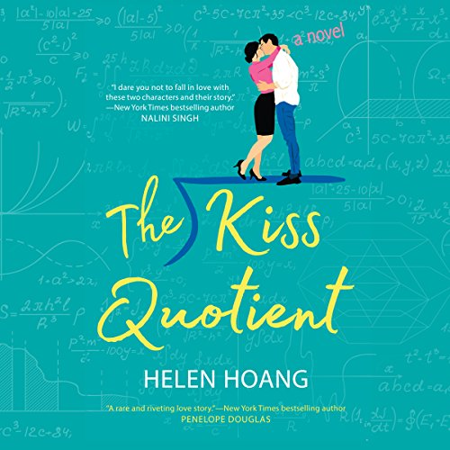 The audiobook cover of The Kiss Quotient