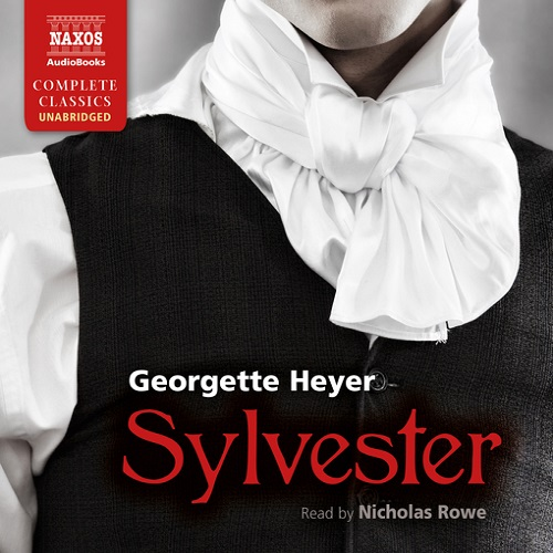 The audiobook cover of Sylvester